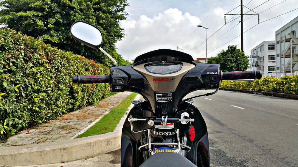 Future Neo don phong cach Wave 125i dam chat Thai - 4
