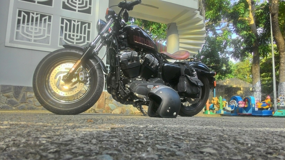 Harley Davidson Forty Eyght 2015 ABS - 7