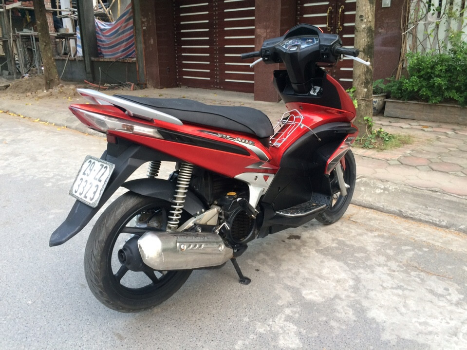 Honda Air Blade 110 mau do den bien dep 29Z23323 - 5