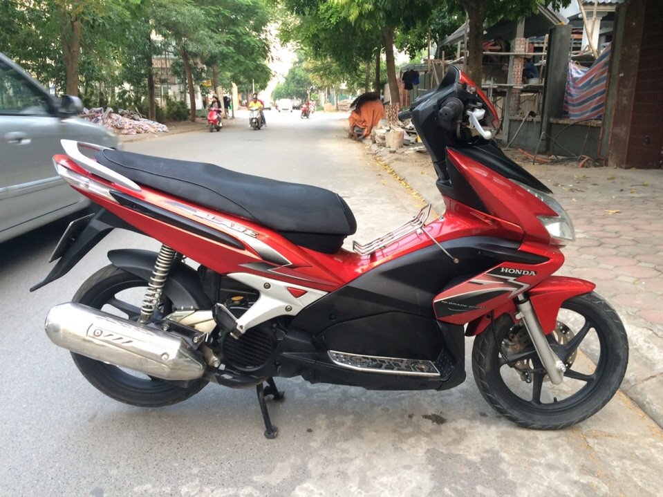 Honda Air Blade 110 mau do den bien dep 29Z23323 - 6