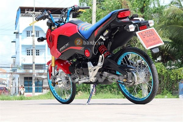 Honda MSX do don gian nhung dam chat Thai - 2