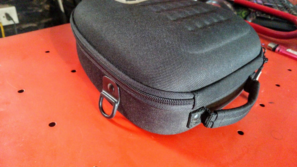 Tui hit binh xang GIVI OVAL TANK BAG MINI TU03 - 3