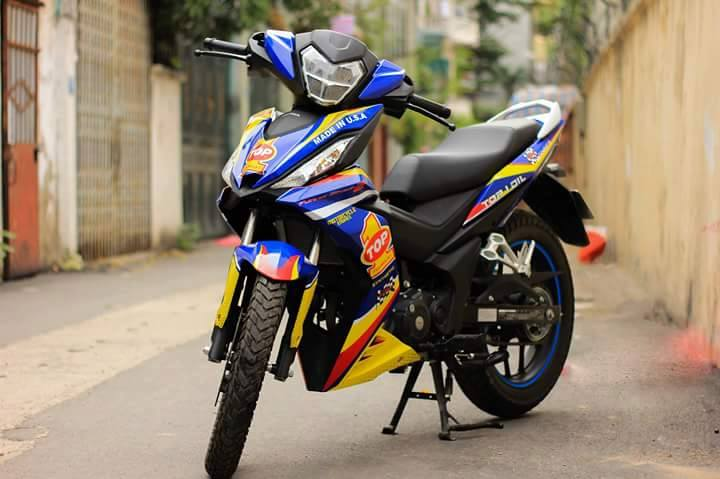 Winner 150 Top One tuoi nhat Vinh Bac Bo - 3