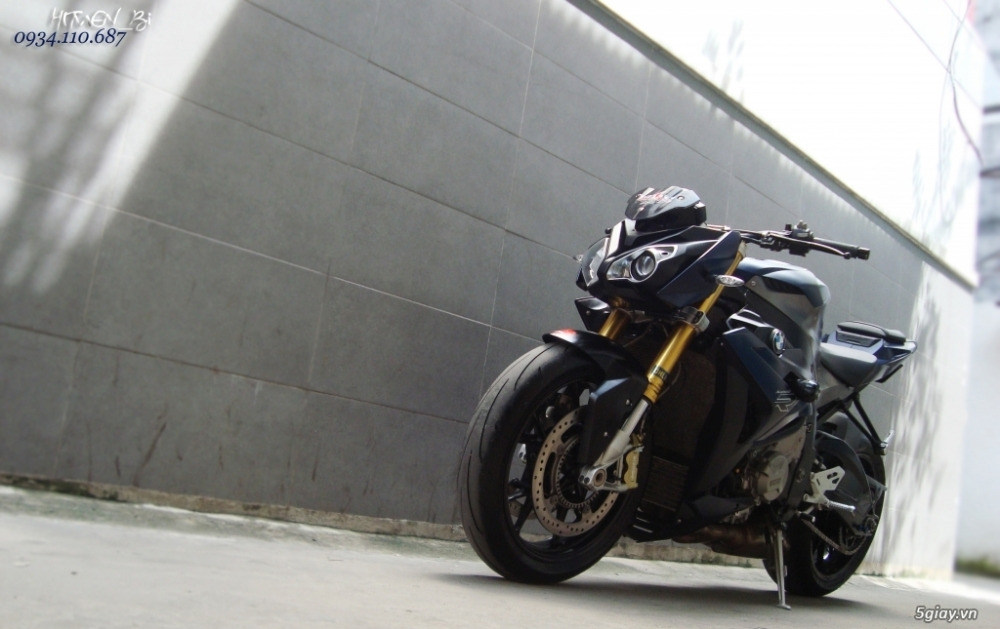 ___ Can Ban ___BMW S1000R ABS Model 2015___ - 2