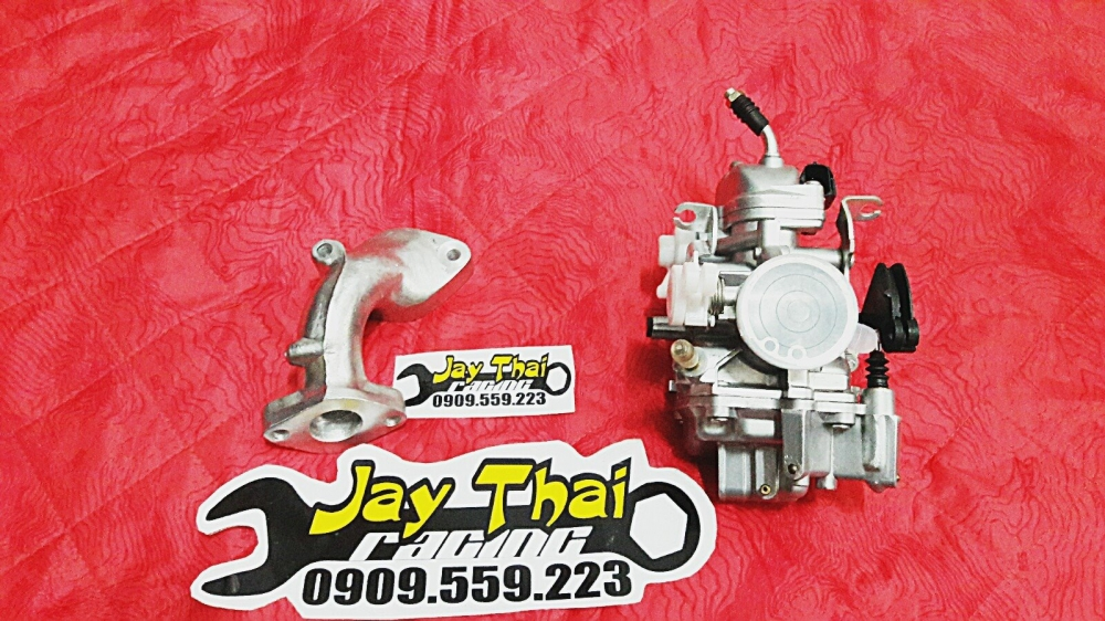 Binh xang con EXCITER 2010 made in THAILAND NEW 100 - 2