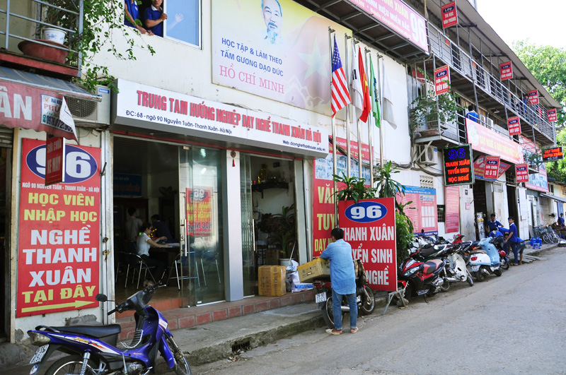 day nghe thanh xuan 96 ngo 90 - 3