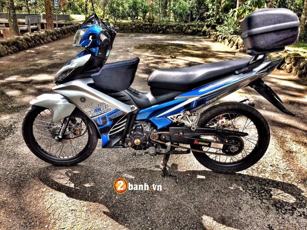 Exciter 135 don nhe tong xanh bien ca - 6