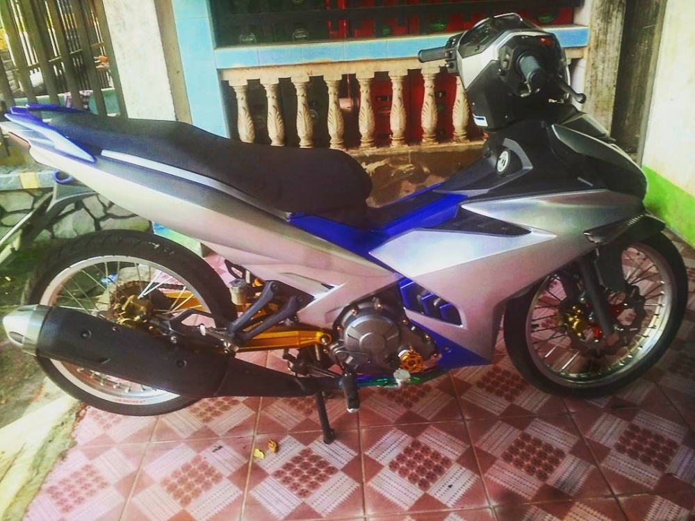 exciter 150 cua sinh vien ngheo - 2