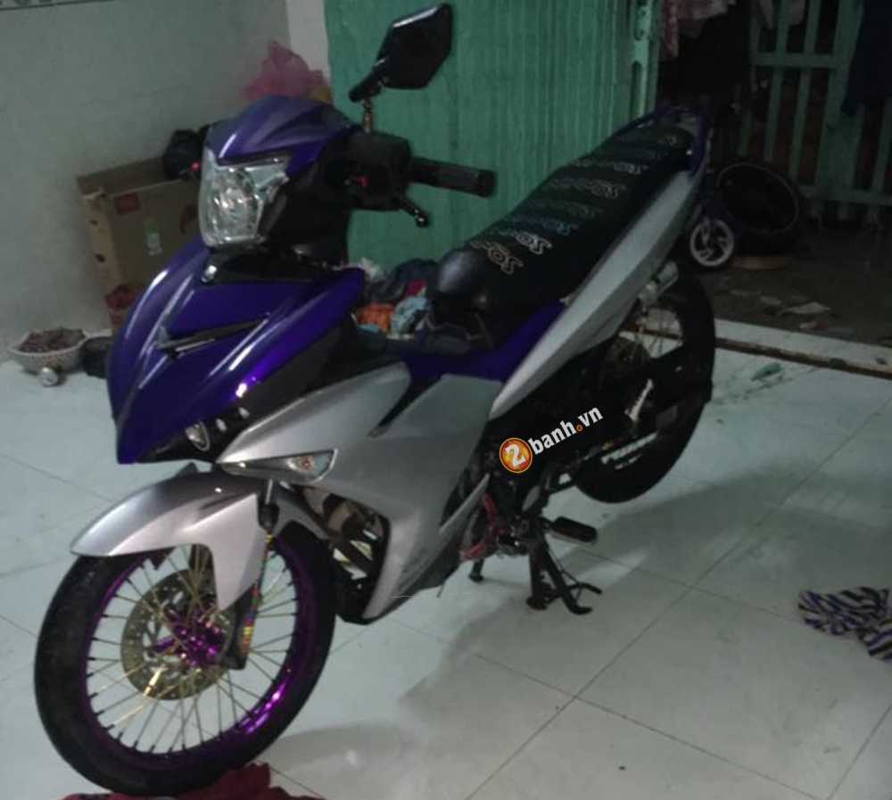 Exciter 150 don nhe cung banh cam - 5