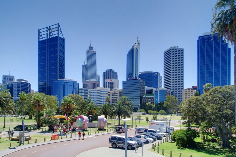 Ve may bay gia re du lich Perth