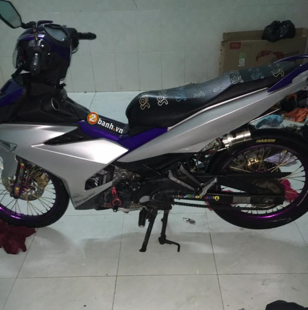 Exciter 150 don nhe cung banh cam