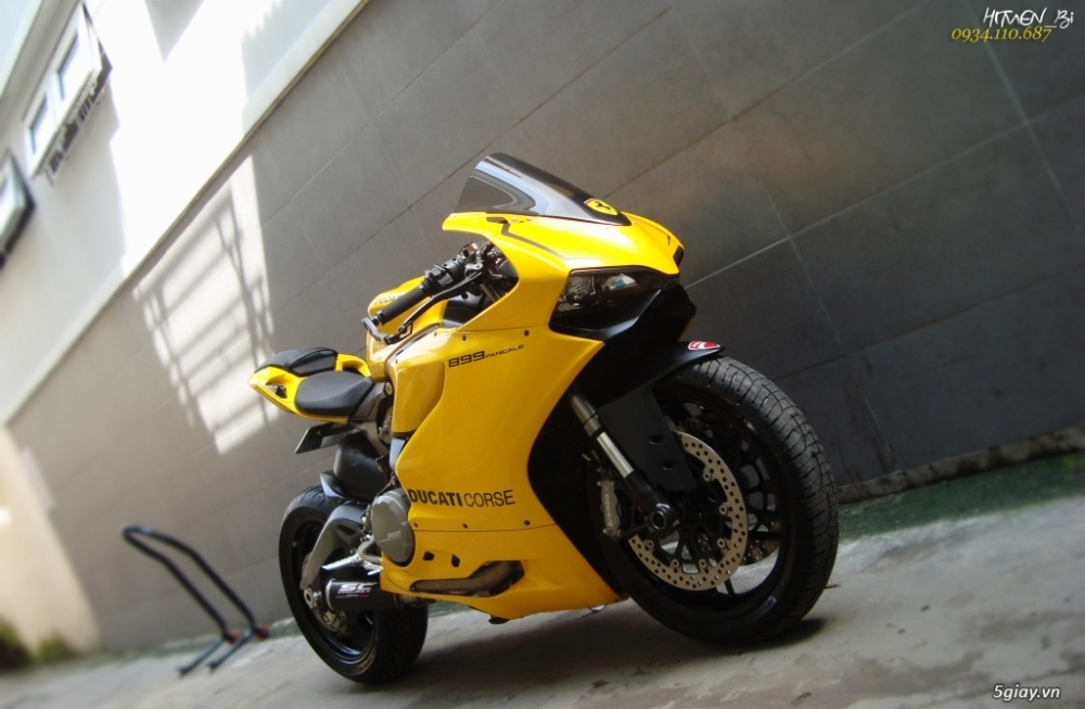 ___ Can Ban ___DUCATI 899 Panigale ABS___ - 2