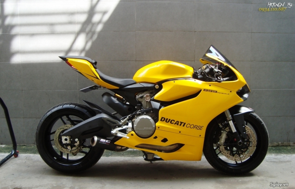 ___ Can Ban ___DUCATI 899 Panigale ABS___ - 4