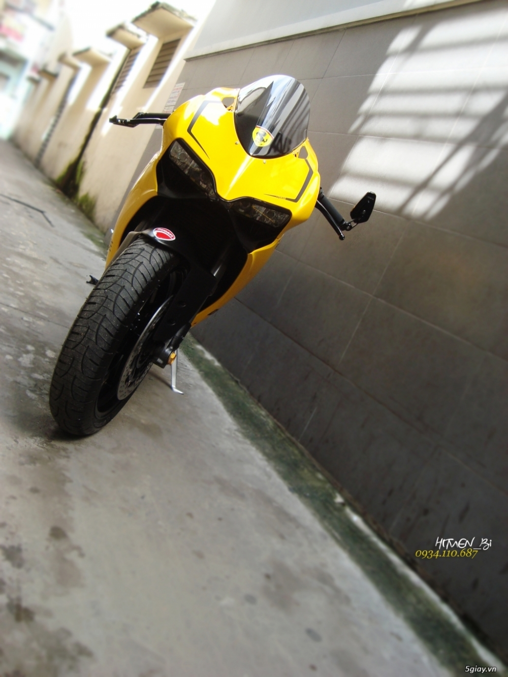 ___ Can Ban ___DUCATI 899 Panigale ABS___ - 6