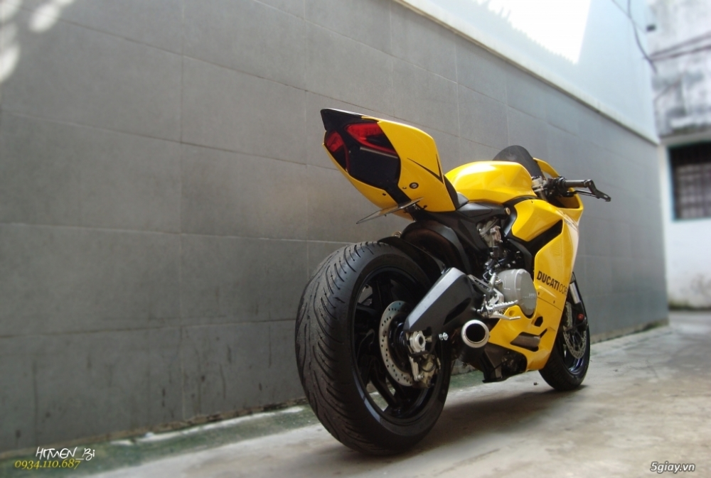 ___ Can Ban ___DUCATI 899 Panigale ABS___ - 8