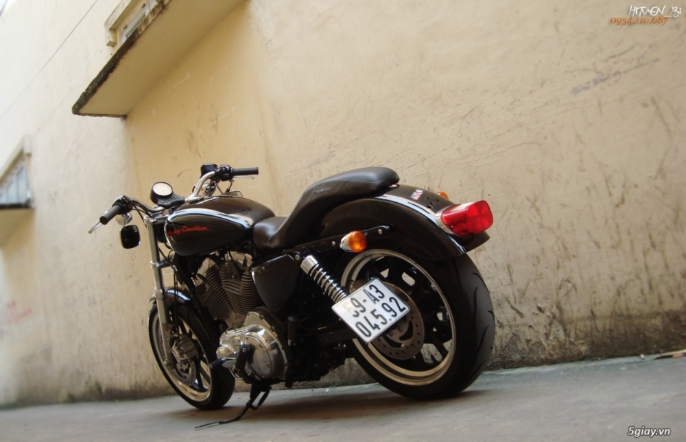 ___ Can Ban ___HARLEY DAVIDSON 883 Superlow 2014 ABS___ - 2