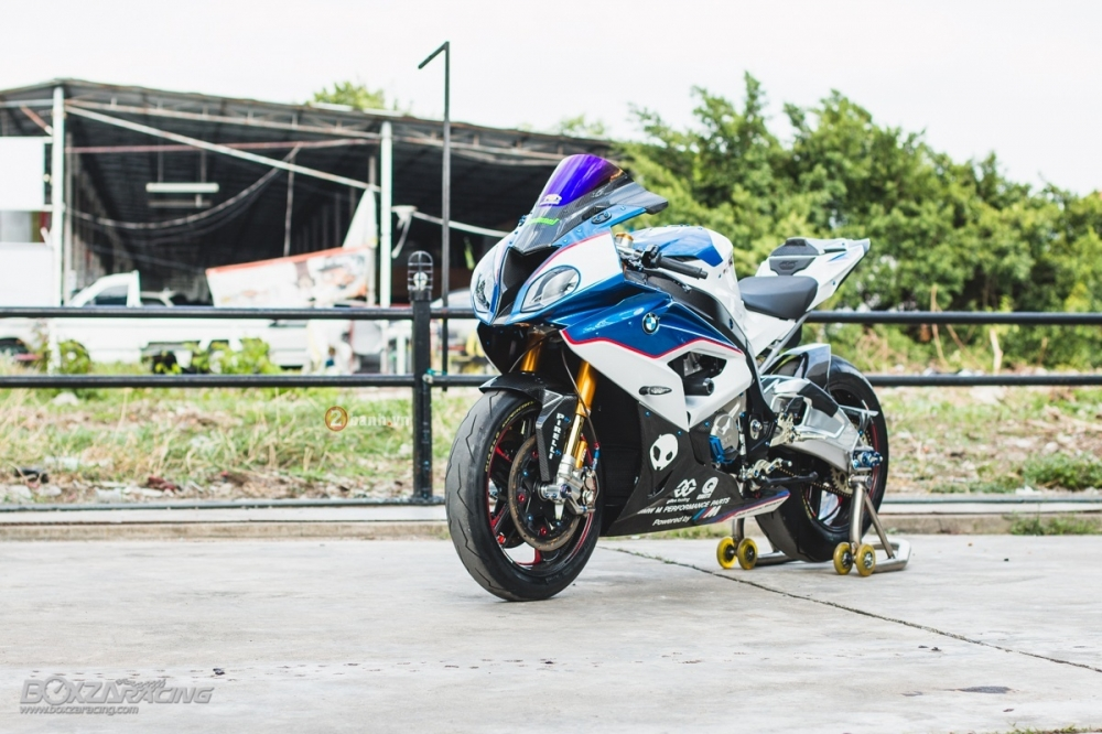 Ban do nua ty dong cho chiec BMW S1000RR 2016 - 2