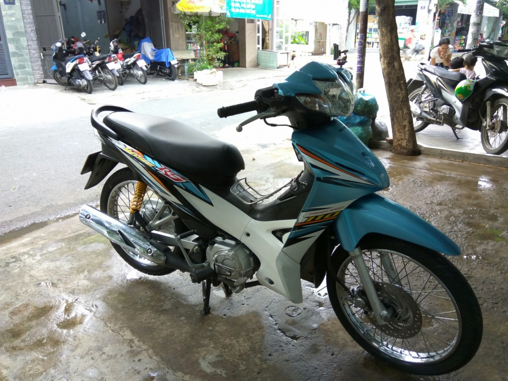 can ban xe Wave Rs s 110cc Honda chinh hang - 3