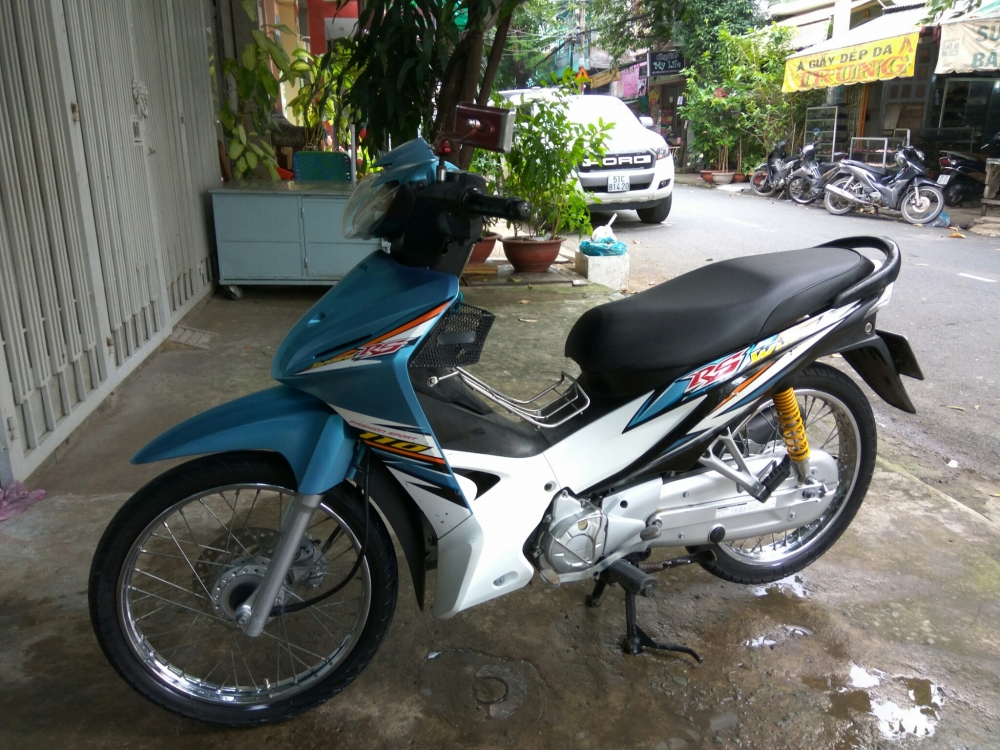 can ban xe Wave Rs s 110cc Honda chinh hang - 4
