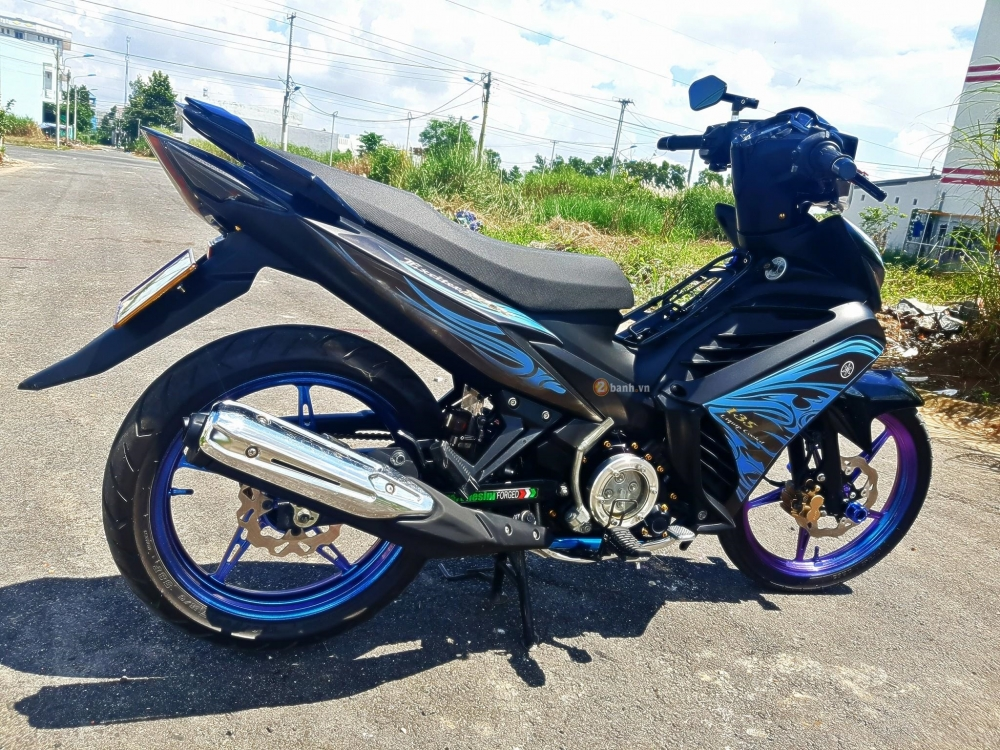 Exciter 135 don don gian nhung an tuong voi chi phi hop ly - 2
