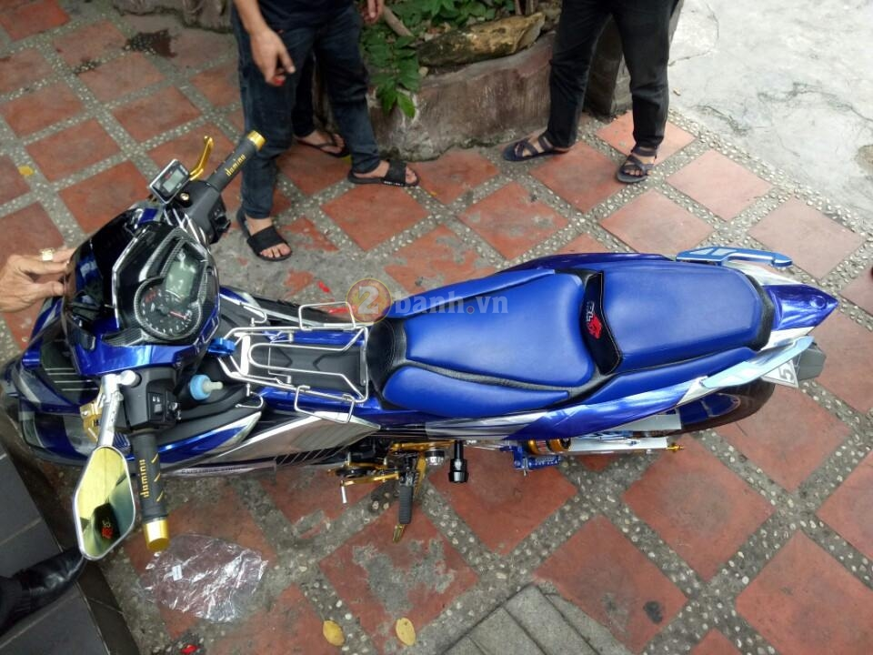 Clip Exciter 150 do max speed 155 kmh can canh chi tiet - 2