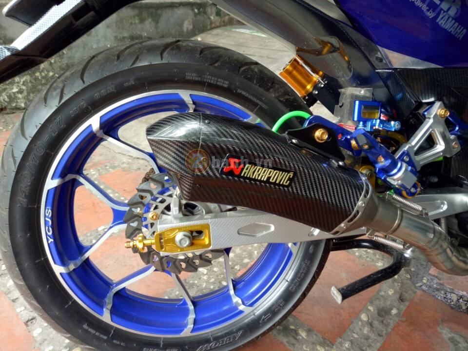 Clip Exciter 150 do max speed 155 kmh can canh chi tiet - 4