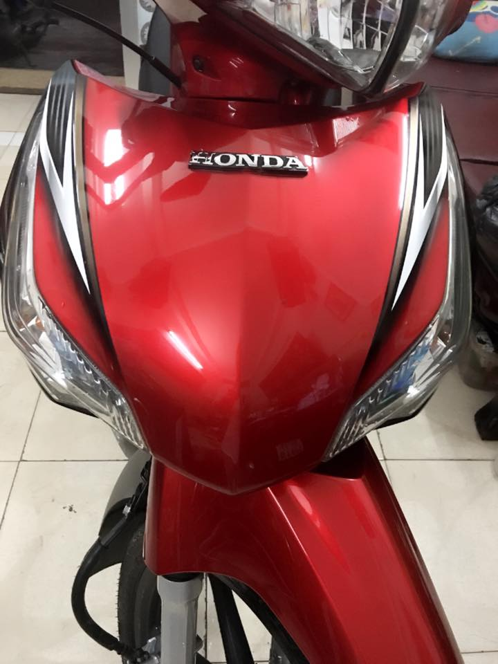 Honda Future 125fi bung bu do den chinh chu bstp - 4