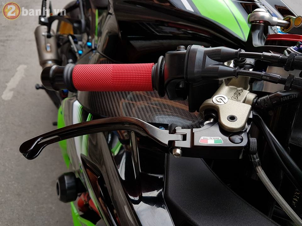 Kawasaki Ninja ZX10R 2016 cuc chat trong ban do day do hieu - 6