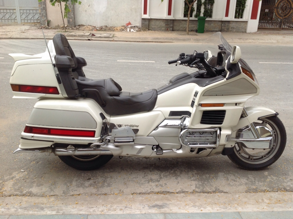 Ban honda goldwing gia tot - 4