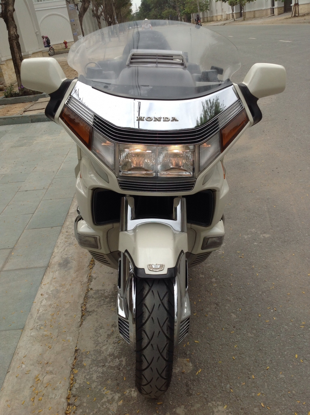 Ban honda goldwing gia tot - 6
