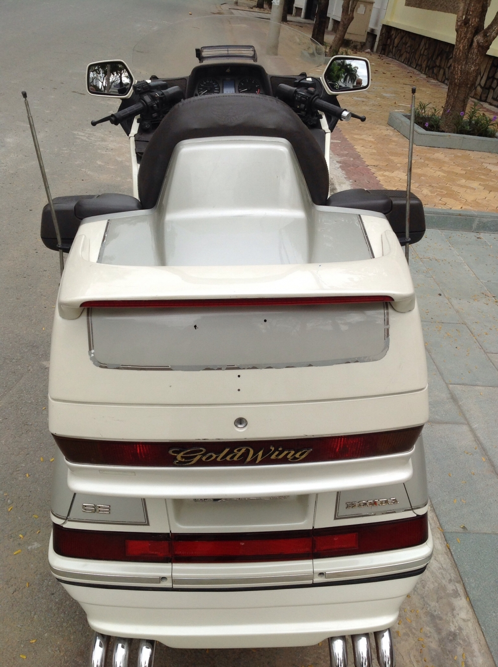 Ban honda goldwing gia tot - 8