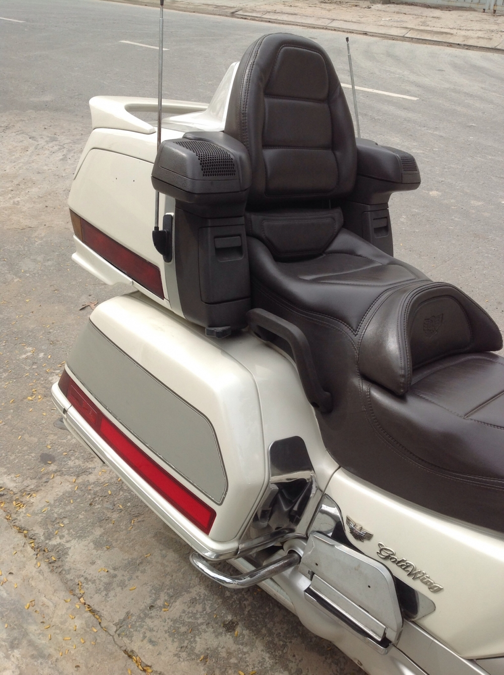 Ban honda goldwing gia tot - 10