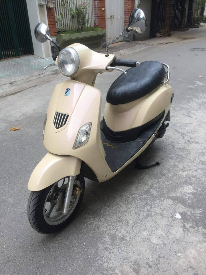 Suzuki Bella doi moi vang be bien 30L chinh chu nu it dung 12tr500 - 3