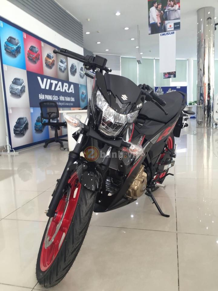 Suzuki Raider 150 Fi da co mat tai Dai Ly - 6