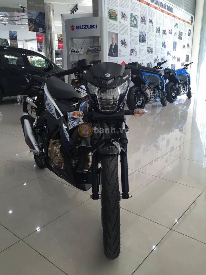 Suzuki Raider 150 Fi da co mat tai Dai Ly - 8