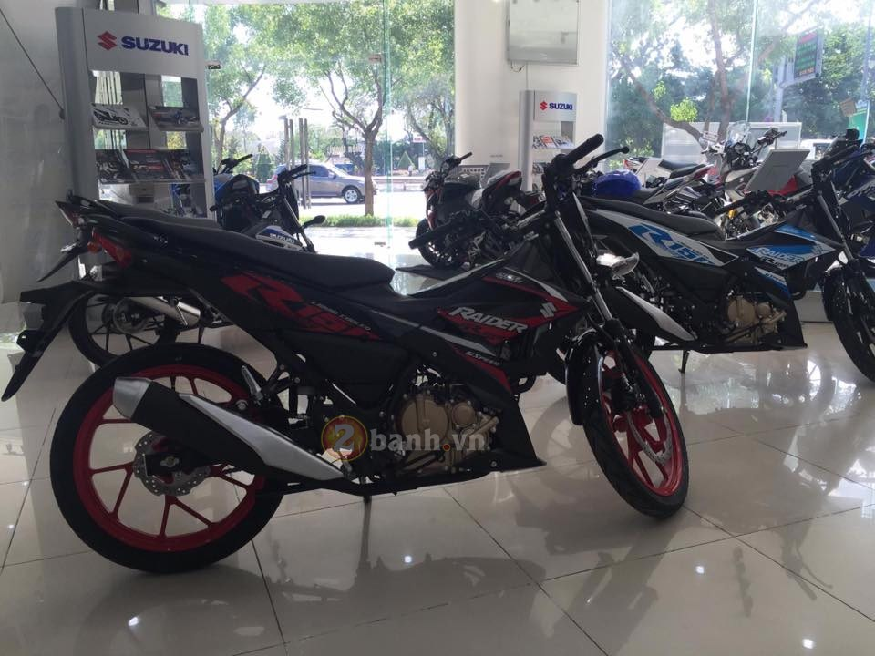 Suzuki Raider 150 Fi da co mat tai Dai Ly - 10
