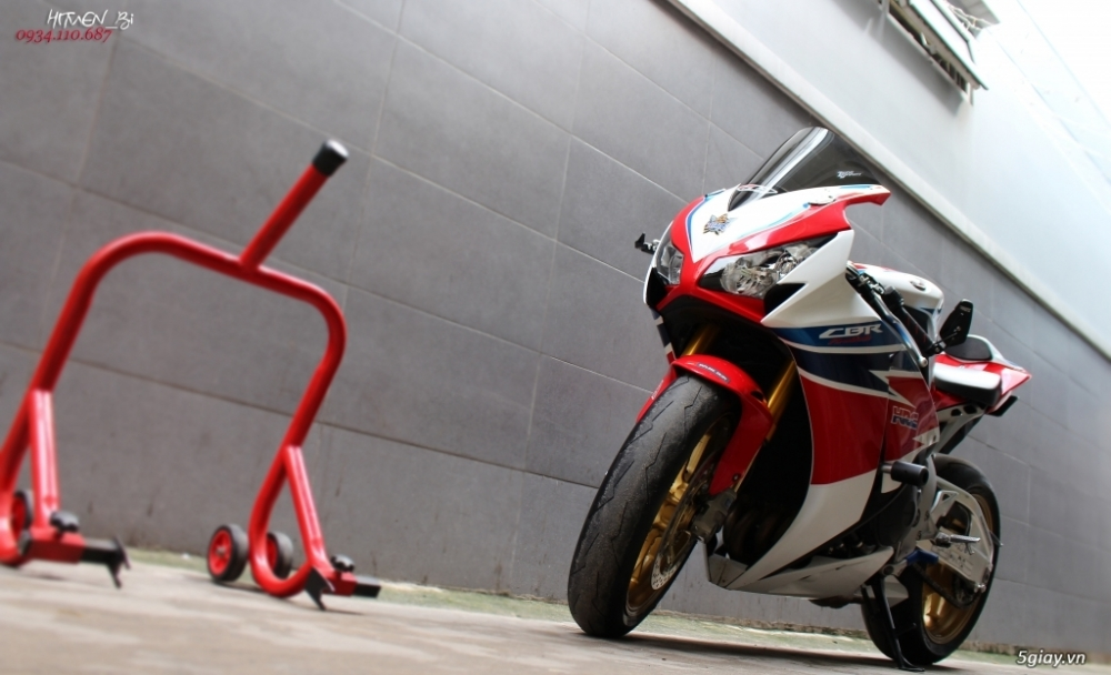 ___ Can Ban ___HONDA CBR1000RR HRC SP ABS 2015___ - 2