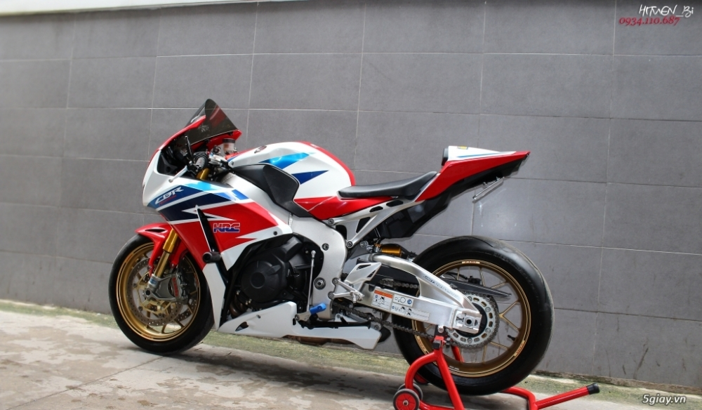 ___ Can Ban ___HONDA CBR1000RR HRC SP ABS 2015___ - 4