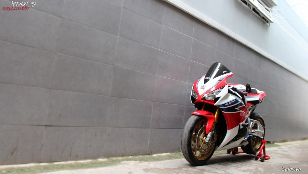 ___ Can Ban ___HONDA CBR1000RR HRC SP ABS 2015___ - 6