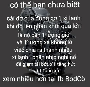 Co the ban chua biet den kien thuc xe may Phan 1 - 30