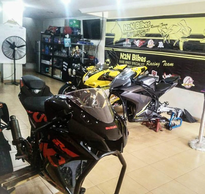 GSXR150 Racing so dang cung CBR250 Racing cuc ngau - 2