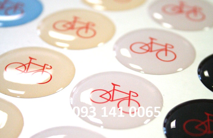 In Sticker logo dan qua tang khach hang - 4