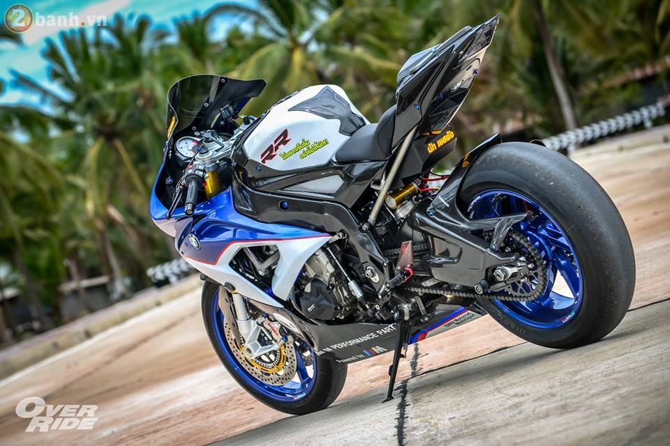BMW S1000RR day me hoac trong ban do Sharks of brackish - 3