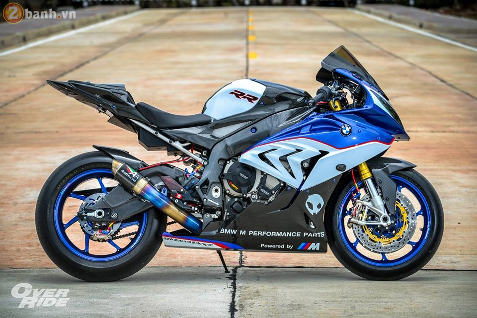 BMW S1000RR day me hoac trong ban do Sharks of brackish - 4