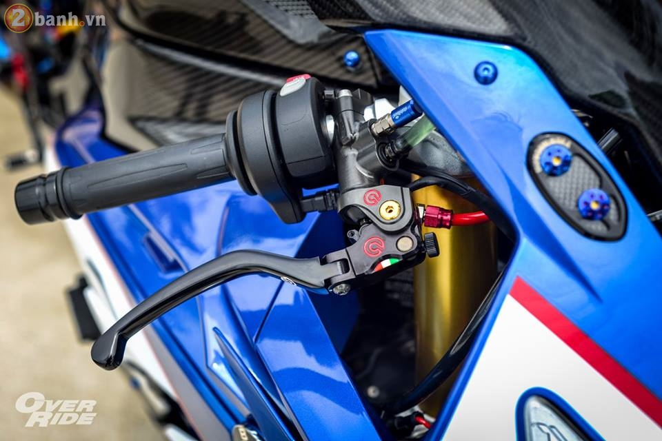 BMW S1000RR day me hoac trong ban do Sharks of brackish - 8
