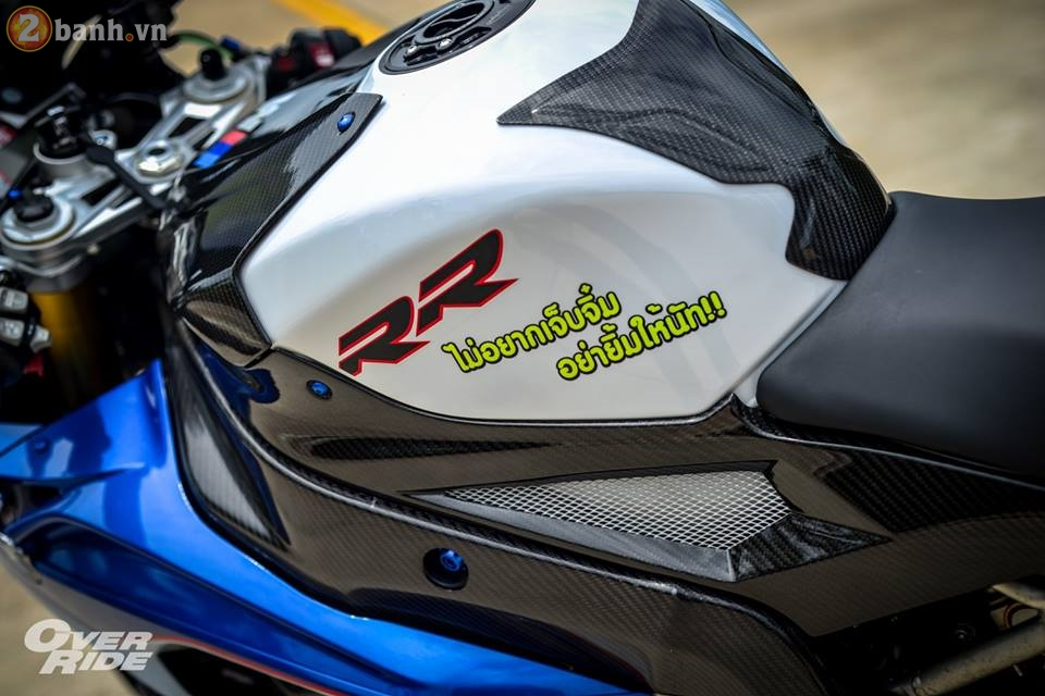 BMW S1000RR day me hoac trong ban do Sharks of brackish - 13