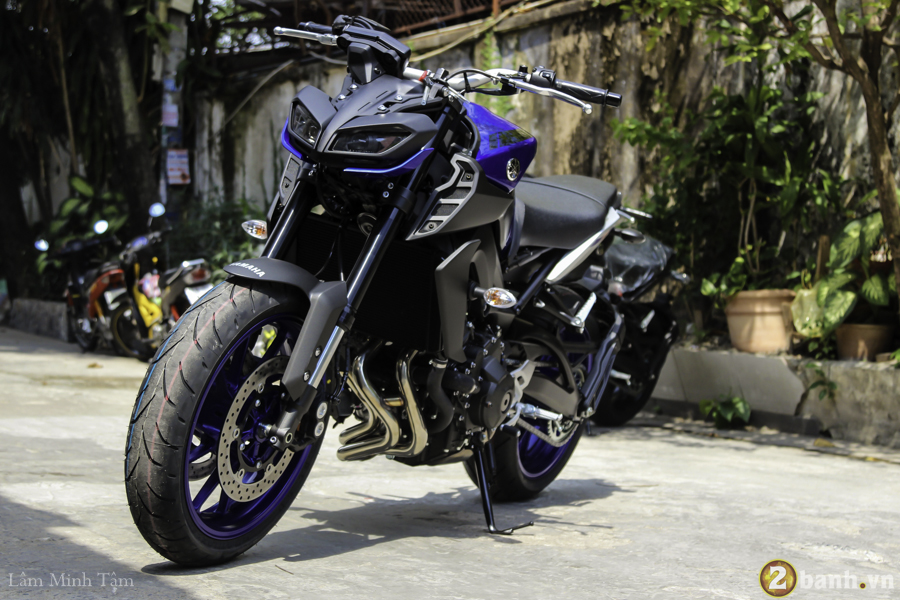 chi ti t yamaha mt 09 2017 c b n t i th tr ng vi t. Black Bedroom Furniture Sets. Home Design Ideas