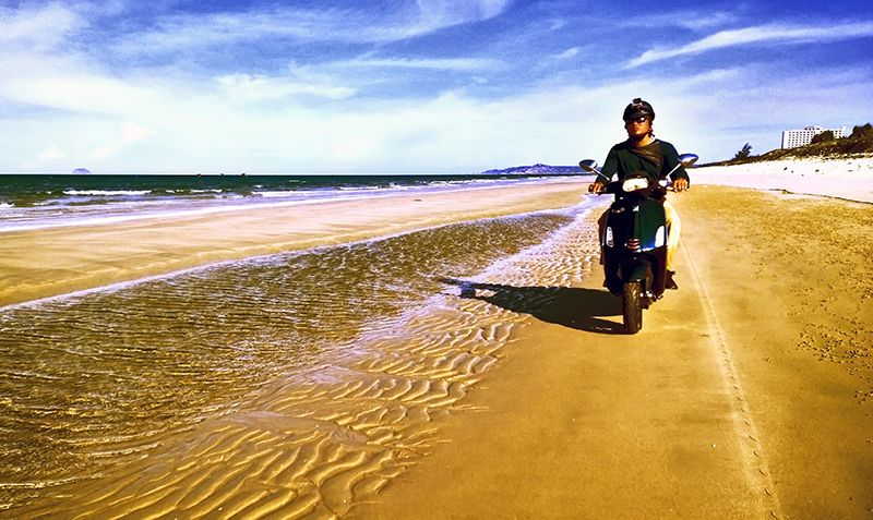 Kinh nghiem phuot Phan Thiet voi cung duong bien day ly tuong - 2