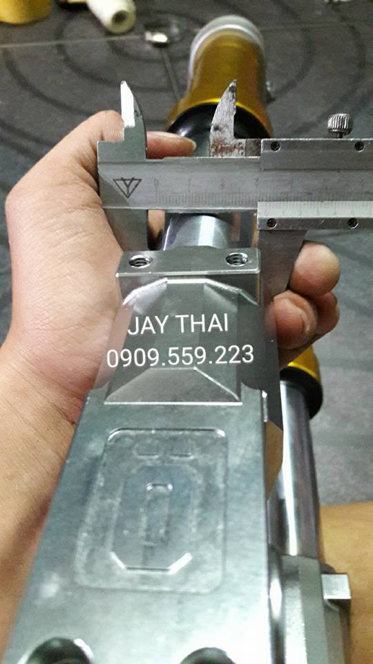 Phuoc truoc UPSIDE DOW OHLINS danh cho EXCITER 135 150 WINNER 150 - 2