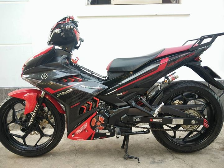 Exciter 150 RC don nhe ma ham ho - 2